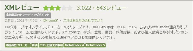 FPAのXM(XMTrading)における評価